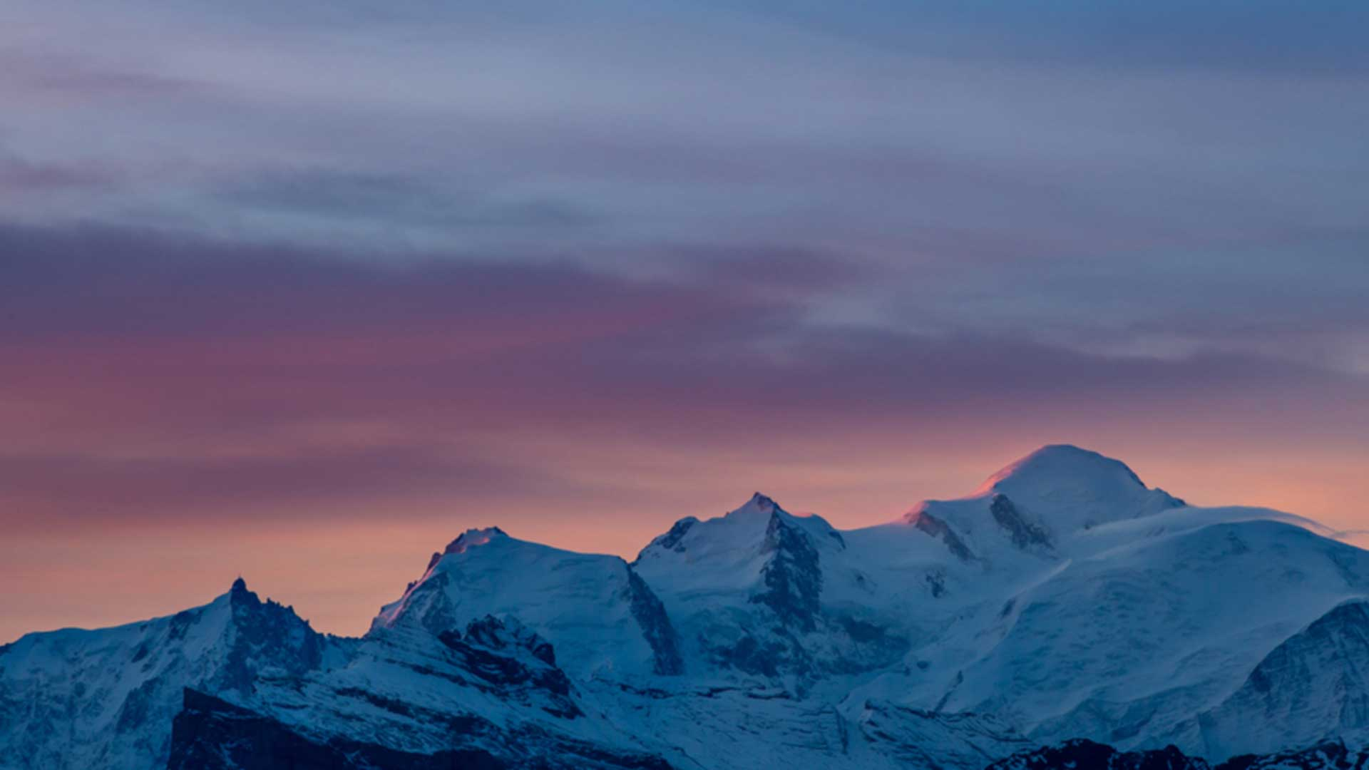 Mont Blanc Floats